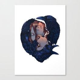 Brenna/Maura Canvas Print