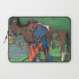 One of a Kind Cowboy Laptop Sleeve