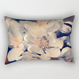 Almond bloom(3) Rectangular Pillow