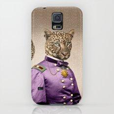 Grand Viceroy Leopold Leopard Slim Case Galaxy S5