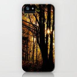 shadows into light iPhone Case