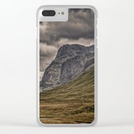 Anybody Out There? Clear iPhone Case