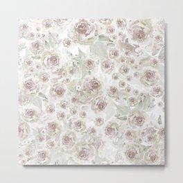 Bed of Roses 03 Metal Print