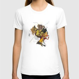 Erykah Badu - Soul Sister   Soul Brother T-shirt