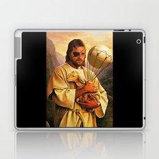 Venom Jesus Snake - parody Laptop & iPad Skin