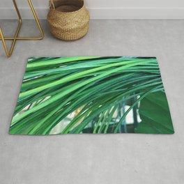 Elegant Long Blades Of Grass Fine Art Photo Rug