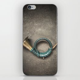 French Horn iPhone Skin