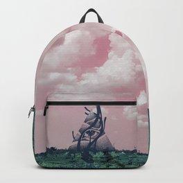 Eye In Triangle Backpack