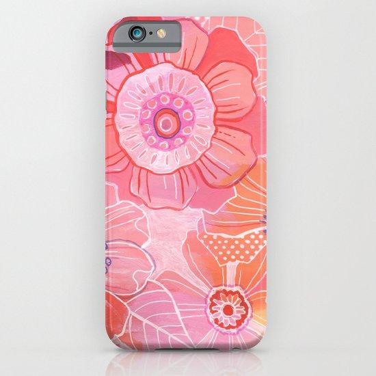 Hooray Pink! iPhone & iPod Case