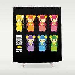 StarChild Shower Curtain