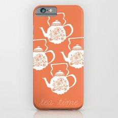Tea Time iPhone 6s Slim Case