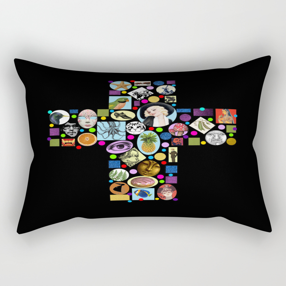 It's Mad, Mad, Mad, Mad World Rectangular Pillow RPW8870277