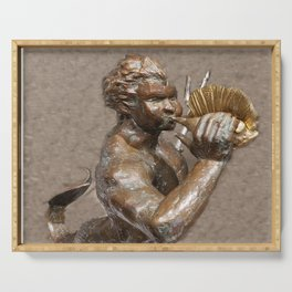 Merman 2 Serving Tray