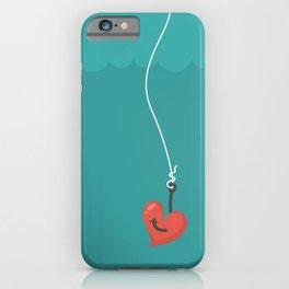 Fishing=Love iPhone Case