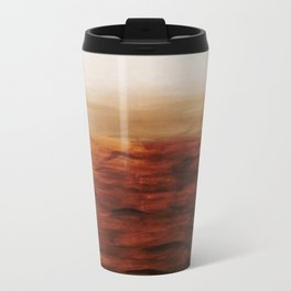 Desert Waves Travel Mug