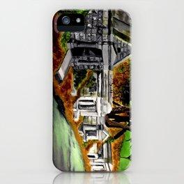 A Darkness Haunts Me #2 iPhone Case