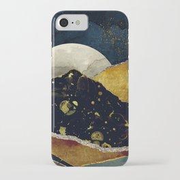 Bronze Night iPhone Case