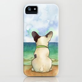 Bubba Vibes iPhone Case