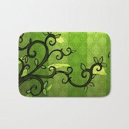 LEAVE - Summer Green Bath Mat