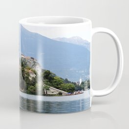 Lake in the mountains Coffee Mug