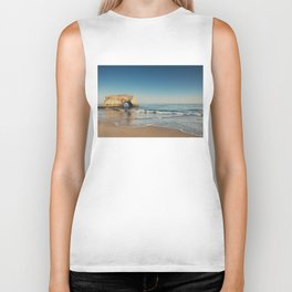 Natural Bridges State Beach ... Biker Tank