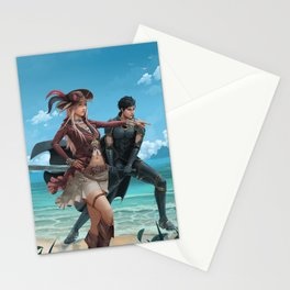 The Revived Second Age of Retha book AM Sohma Stationery Cards