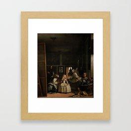 Las Meninas -  Diego Velázquez Framed Art Print
