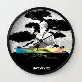 Haywyre Wall Clock