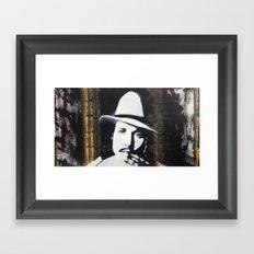 Depp Framed Art Print