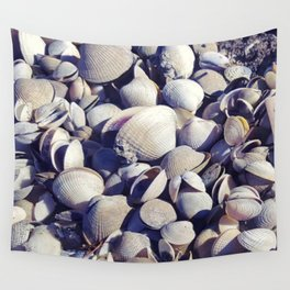 Cockle shells Wall Tapestry