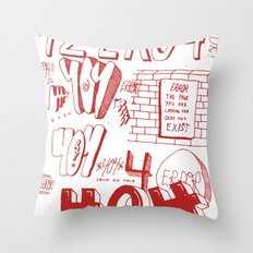 ERROR Throw Pillow