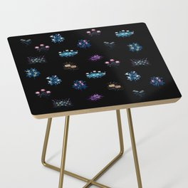 Fantasy flowers Side Table