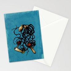 Oceanic Menace Stationery Cards