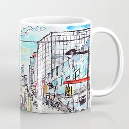 The Scramble Coffee Mug