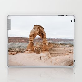 Early Morning at Delicate Arch Laptop & iPad Skin