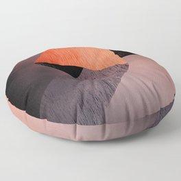 Ribbon Floor Pillow