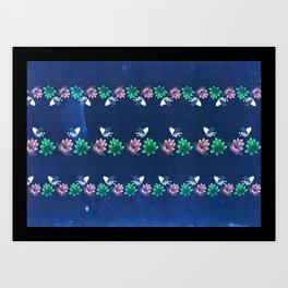 pattern3 Art Print