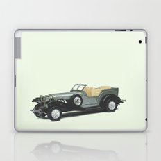 Vintage Toy Car Laptop & iPad Skin