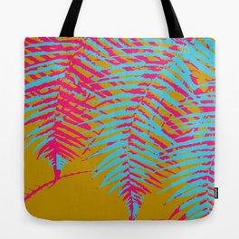 colorful tropics Tote Bag