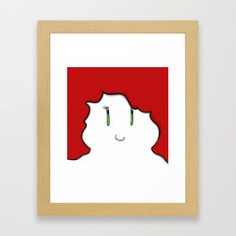Cristina Framed Art Print