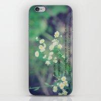 jane austen iPhone & iPod Skins featuring Friends Jane Austen by KimberosePhotography