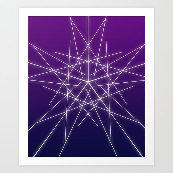Line  Art Print