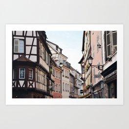 Alsace, France Art Print
