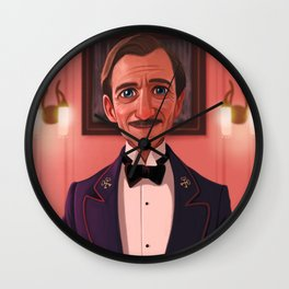M. Gustave Wall Clock