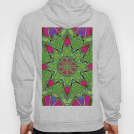 Abstract Flower AAA QQ B Hoody