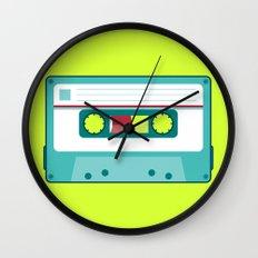 #54 Cassette Wall Clock