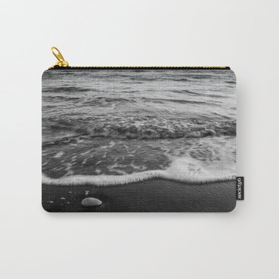BEACH DAYS XXIII BW Carry-All Pouch