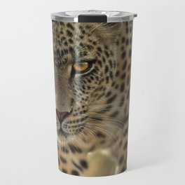 Leopard - On the Prowl Travel Mug