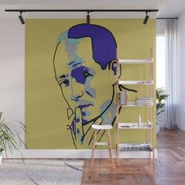 Jacques Roumain Wall Mural
