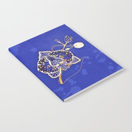 Egyptian Blue :: Orchid Notebook